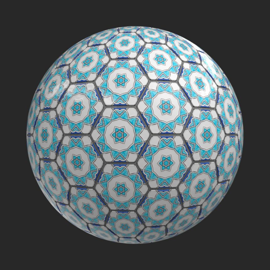 Pentagon Tile 001300