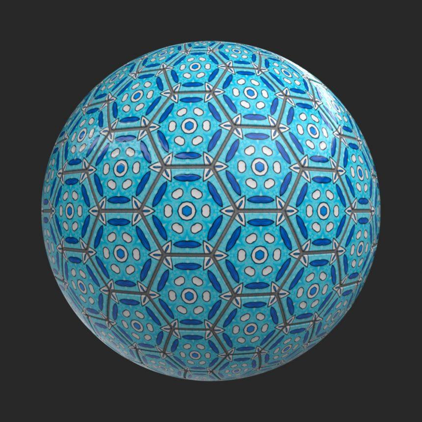Pentagon Tile Shader